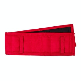 QHP Pad Training Roller - Red