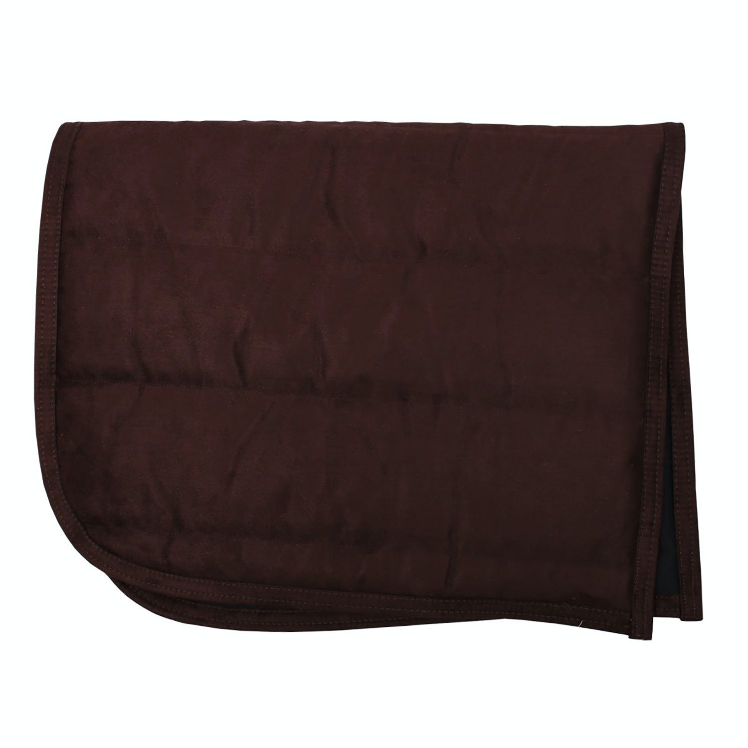 Qhp Puff Saddle Pad From Rideaway