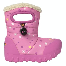 Bogs B-moc Plus Baby Wellingtons - Pink Multi