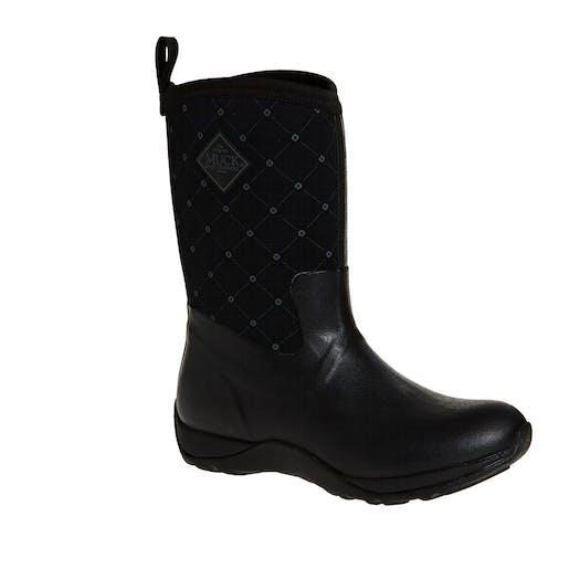 Botas de lluvia Muck Boots Arctic Weekend Quilted Print