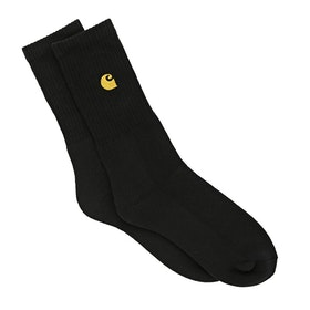 Carhartt Chase Socks - Black Gold