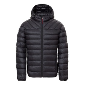 Napapijri Aerons Hooded Jacket - Black