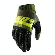 100 Percent Ridefit Motocross Gloves