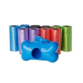 Derby House Pro Holder for Dispensable Poo Storage Bag - Multicoloured