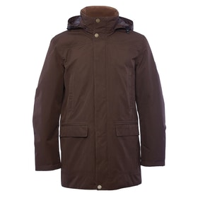 Dubarry Ballywater Mens Jacket - Coffee Bean