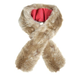 Dubarry Faux Fur Ladies Scarf - Lynx