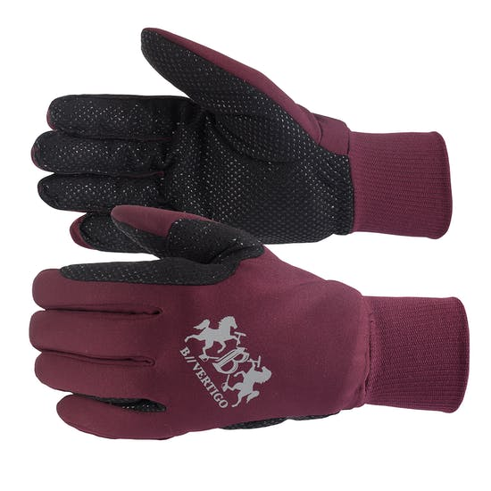 B Vertigo Thermo Ladies Riding Gloves