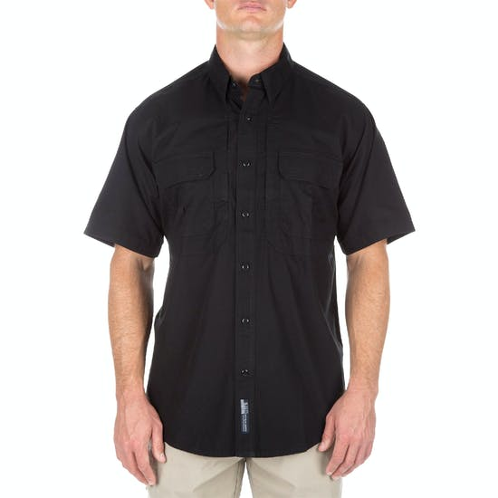 5.11 Tactical Cotton Kortermet skjorte