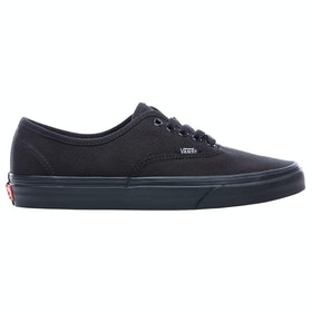 Calzado Vans Authentic - Black Black