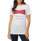 Fox Racing Fast AF Crew Womens Short Sleeve T-Shirt