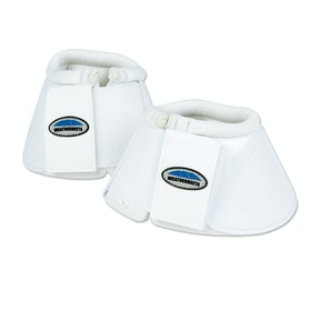 Weatherbeeta Impact Over Reach Boots - White White