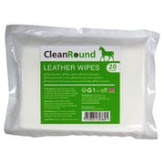 Cura della Pelle Cleanround Leather Wipes