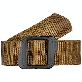 5.11 Tactical Double Duty TDU 1.5 inch Belt - Coyote Black