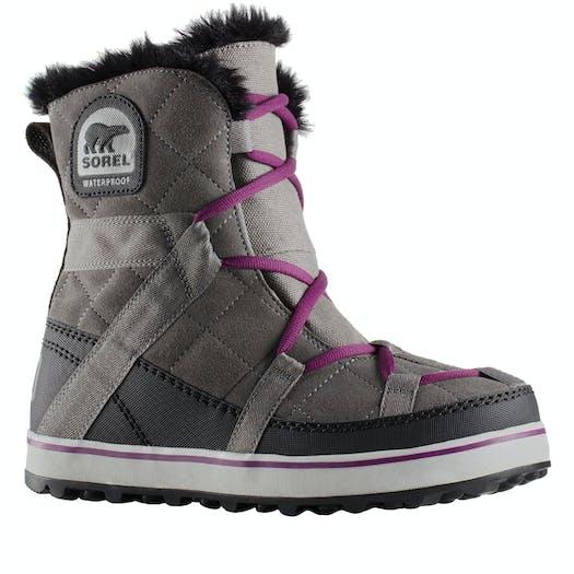 Sorel Glacy Explorer Shortie Stiefel