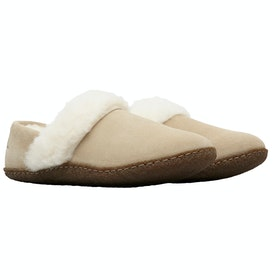 Sorel Nakiska Slipper II Slippers - British Tan Natural