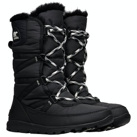 Sorel Whitney Tall Lace II Boots - Black