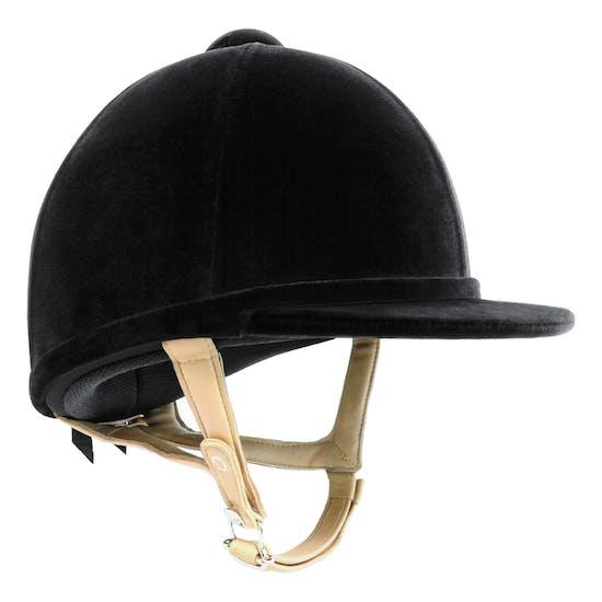 Velvet Hat Charles Owen H2000