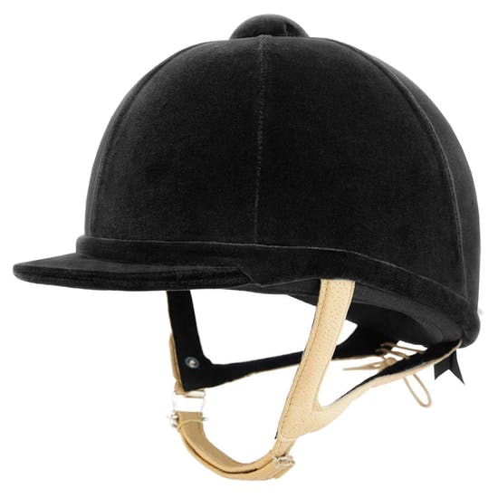 Charles Owen Showjumper XP Velvet Hat