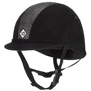 Charles Owen Sparkly YR8 Kids Riding Hat