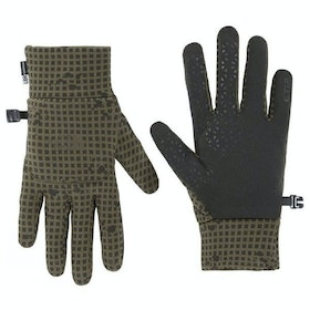 North Face Etip Gloves - New Taupe Green Night Moves Camo