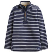 Joules Winter Dale Fleece-lined Sweater