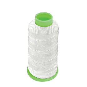 Kincade Roll of Plaiting Thread - White