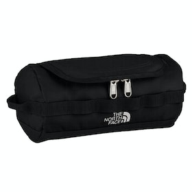 North Face Base Camp Travel Canister 化粧ポーチ - TNF Black