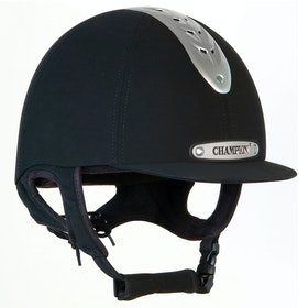 Champion Evolution Riding Hat - Black