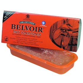 Carr Day and Martin Belvoir Glycerine Conditioning Soap Leathercare - Clear