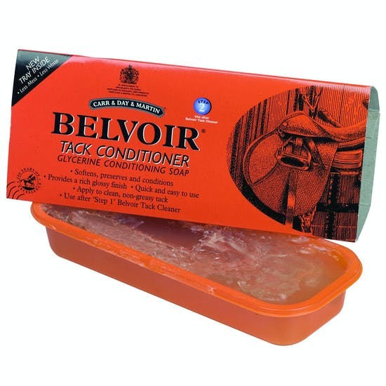 Carr Day and Martin Belvoir Glycerine Conditioning Soap Leathercare