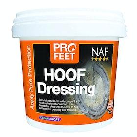 NAF Pro Feet Hoof Dressing 900g Hoof Care - Clear