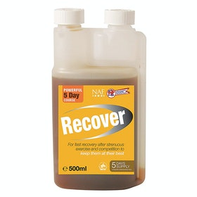 NAF Recover 500ml Performance Supplement - Clear