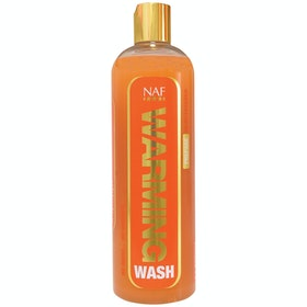 NAF Warming Wash 250ml Shampoo - Orange