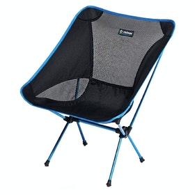 Helinox One Camping Chair - Black Blue