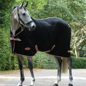 Weatherbeeta Therapy Tec Standard Neck Therapy Rug - Black Silver