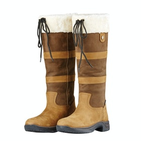 Dublin Eskimo Country Boots - Dark Brown