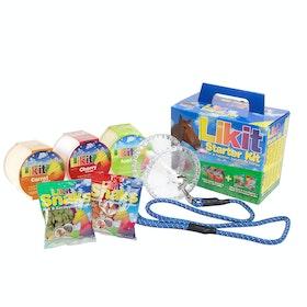 Likit Starter Kit Lick - Clear Glitter