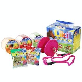 Likit Starter Kit Lick - Pink Glitter