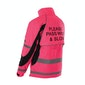 Equisafety Inverno Kids Reflective Jacket