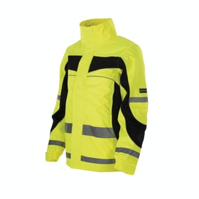 Equisafety Inverno Childrens Reflective Jacket - Yellow