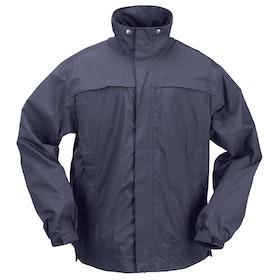 5.11 Tactical TAC Dry Rain Shell Jacket - Dark Navy
