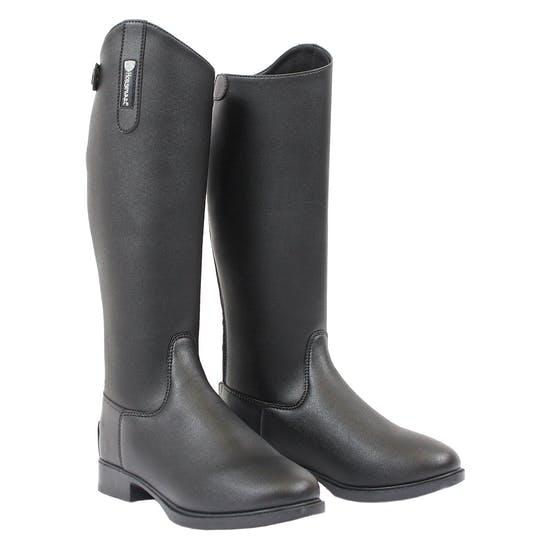 Long Riding Boots Horseware Synthetic Leather