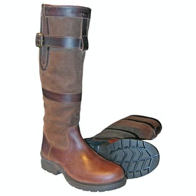 Mark Todd Vision Damen Country Boots - Brown
