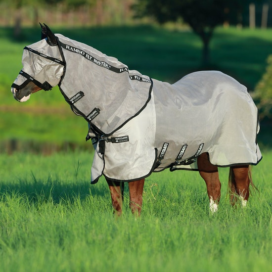Rambo Fly Buster with Vamoose Fly Rug