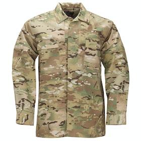 5.11 Tactical TDU Ripstop Long Sleeve Shirt - Crye Multicam