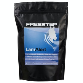 Freestep Superfix Lamalert 125g Health Supplement - Blue