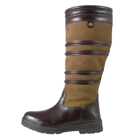 Brogini Dorchester Country Boots - brown