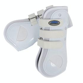 Weatherbeeta Dynamic Open Front Tendon Boot - White
