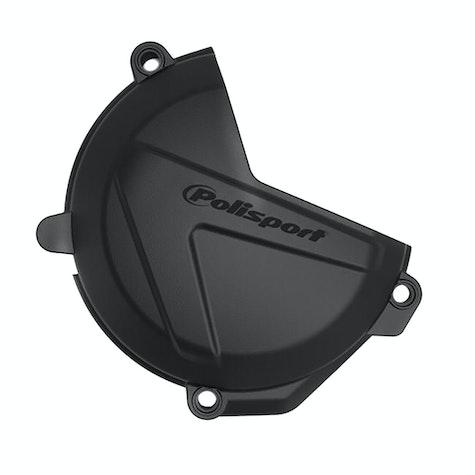 Polisport Plastics KTM/Husqvarna SX/TC 125-150 16-18 XCW/TX 125 17-18 Clutch Cover Protector