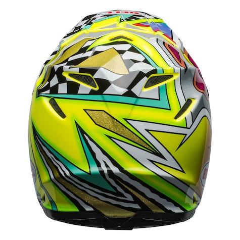 Bell Moto 9 Flex Tagger Mayhem Motocross Helmet